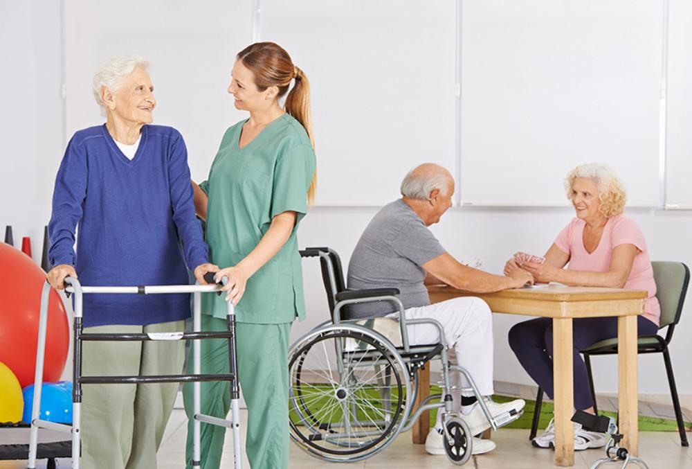 Yaşlı Rehabilitasyonu (Geriatri)